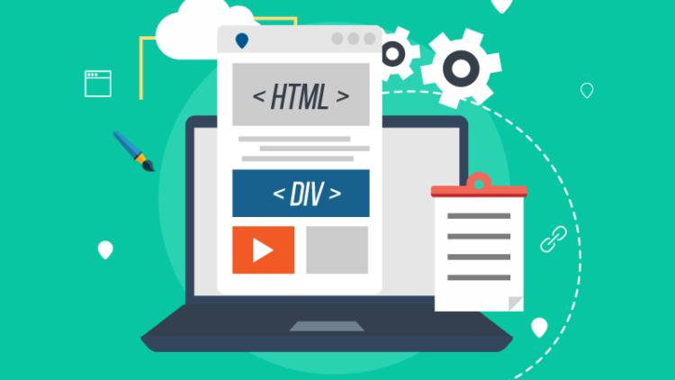 website coding design