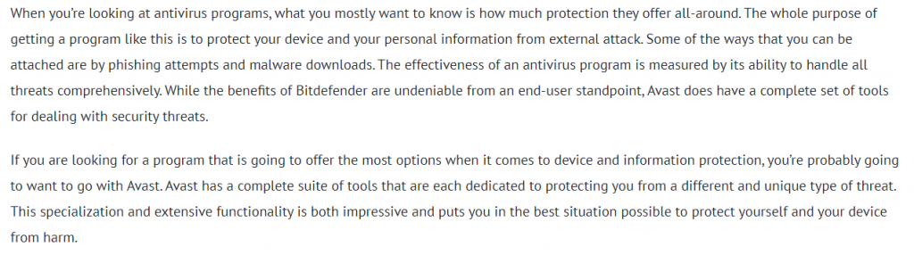 Malware Protection & Phishing Protection